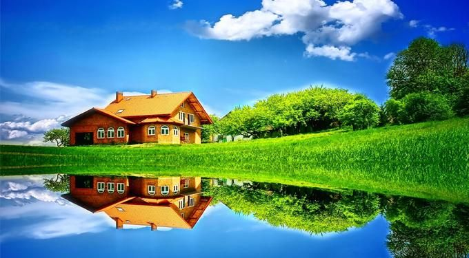 casas con feng shui